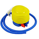 billige Bursdagdekor-oppblåsbar flyte luft fotpumpe luft oppblåsingspumpe for ballonger svømming omgange