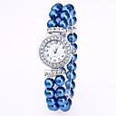 preiswerte Armband-Uhren-Damen Armband-Uhr Chinesisch Armbanduhren für den Alltag Band Elegant Weiß / Rot / Rosa / Ein Jahr / Jinli 377