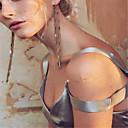 baratos Bijoux de Corps-Mulheres Franjas Brincos dangle - Personalizada, Borla, Fashion Dourado / Prata Para Festa / Ocasião Especial / Diário