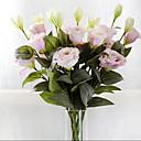 baratos Flor artificiali-Flores artificiais 6 Ramo Moderna / Modern Plantas Flor de Mesa