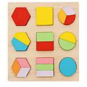 olcso Tudományos játékok-Feljlesztő kártyajátékok Fából készült fejtörők Klasszikus Menő Fiú Ajándék