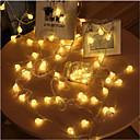 abordables Artículos de Fiesta-Boda / Fiesta / Ocasión especial / Aniversario / Cumpleaños / Fiesta / Noche / Pedida El plastico Alambre de cobre PCB + LED Decoraciones