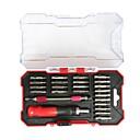 cheap Tool Sets-WORKPRO® 24 In 1 Repair Tools Set Multifunctional Precision Screwdriver Set