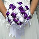cheap Wedding Flowers-Wedding Flowers Bouquets / Others / Artificial Flower Wedding / Party / Evening Material / Lace 0-20cm