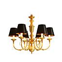 baratos Glitter para Unhas-6-luz Lustres Luz Superior - Estilo Mini, LED, 110-120V / 220-240V Lâmpada Incluída / 15-20㎡ / E12 / E14