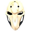 voordelige Veiligheid-Masker geinspireerd door Overwatch Death the Kid Anime Cosplayaccessoires Hars / Plexiglas