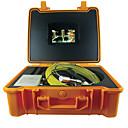 economico Lettori DVD per auto-Telecamera a tubo a snodo 50m endoscopio hd visione notturna funzione di videocamera di ispezione a parete