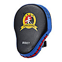 cheap Punching Bags & Boxing Pads-Punch Mitts Boxing Pad Boxing and Martial Arts Pad Focus Punch Pads Taekwondo Boxing Sanda Muay Thai Karate Easily Adjustable PU Leather-