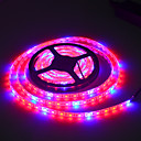 cheap Night Lights-JIAWEN 5m Plant light strip 300 LEDs 5050 SMD Multi Color 100-240 V / IP65
