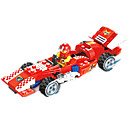 cheap Building Blocks-JIE STAR Toy Car / Building Blocks 110 pcs Race Car Creative / DIY Race Car Unisex Gift