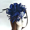 baratos Cartões de Memória-Fascinadores / Chapéus / Decoração de Cabelo com Floral 1pç Ocasião Especial Capacete