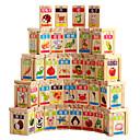 رخيصةأون ألعاب الأطفال و الرضع-أحجار البناء فاكهة الحيوانات للجنسين صبيان فتيات ألعاب هدية