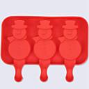 levne Stolovací nádobí-kuchyňské nářadí Silica gel DIY Mold pro Ice 1ks