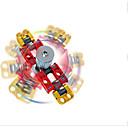 levne Fidget spinners-Fidget spinners hand Spinner Stavební bloky Zábavné Ring Spinner ABS Pieces Chlapecké Dětské Dospělé Dárek