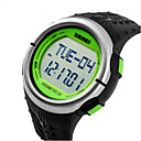 cheap Smartwatches-Smartwatch YYSKMEI1058 for Heart Rate Monitor / Calories Burned / Long Standby / Water Resistant / Water Proof / Exercise Record Stopwatch / Pedometer / Alarm Clock / Chronograph / Calendar / Sports