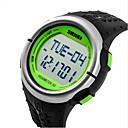 preiswerte Smartuhren-Smartwatch YYSKMEI1058 für Herzschlagmonitor / Verbrannte Kalorien / Langes Standby / Wasserdicht / Übungs Tabelle Stoppuhr / Schrittzähler / Wecker / Chronograph / Kalender / Herzfrequenzsensor