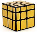 abordables Cubos de Rubik-Cubo de rubik MoYu Cubo de espejo 3*3*3 Cubo velocidad suave Cubos mágicos Juguete Educativo Antiestrés rompecabezas del cubo Adhesivo