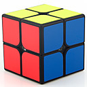 cheap Rubik's Cubes-Rubik's Cube MoYu 2*2*2 Smooth Speed Cube Magic Cube Stress Reliever Educational Toy Puzzle Cube Smooth Sticker Kid's Adults' Toy Unisex Boys' Girls' Gift