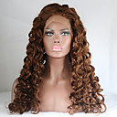 cheap Wall Stickers-Synthetic Lace Front Wig Loose Wave Synthetic Hair Brown Wig Women's Medium Length / Long Lace Front