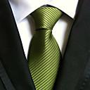 זול אביזרים לגברים-עניבת צווארון - פסים פריטים לצוואר / פסים בגדי ריקוד גברים