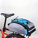 olcso Rúzsok-ROSWHEEL Túratáskák csomagtartóra Szabadtéri, Back Pocket Kerékpáros táska 600D poliészter Kerékpáros táska Kerékpáros táska Kerékpározás / Kerékpár