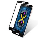 baratos Capinhas para Celular & Protetores de Tela-Protetor de Tela Huawei para Honor 6X Vidro Temperado 1 Pça. Protetor de Tela Integral Resistente a Riscos À prova de explosão Borda