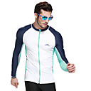 cheap Wetsuits, Diving Suits & Rash Guard Shirts-SBART Men's Elastane Long Sleeve Diving Surfing Watersports Print All Seasons / High Elasticity