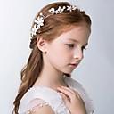 رخيصةأون للأولاد أغطية الرأس-فتيات اكسسوارات الشعر كل الفصول سبيكة - فضي أحمر