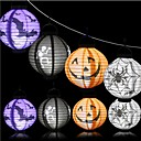 cheap Decorative Objects-Christmas / Special Occasion / Halloween / Festival Material Plastic 100% virgin pulp PCB+LED Wedding Decorations Holiday Spring, Fall,