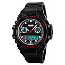 baratos Smartwatches-Relógio inteligente YYSKMEI1217 para Suspensão Longa / Impermeável / Multifunções / Esportivo Cronómetro / Relogio Despertador / Cronógrafo / Calendário / Dois Fusos Horários
