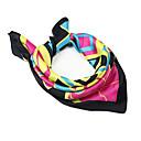 お買い得  ファッションスカーフ-女性用 プリント シフォン 四角形