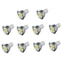 cheap LED Bi-pin Lights-10pcs 5W 450lm GU10 LED Spotlight 16 LED Beads SMD 5730 Decorative Warm White Cold White 85-265V
