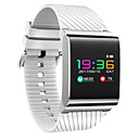 cheap Smartwatches-Smart Bracelet Smartwatch for iOS / Android Heart Rate Monitor / Blood Pressure Measurement / Calories Burned / Long Standby / Touch Screen Pedometer / Call Reminder / Activity Tracker / Sleep