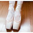 baratos Sapatos Esportivos Femininos-Mulheres Sapatilhas de Balé Renda / Seda / Tecido Sapatilha Sem Salto Personalizável Sapatos de Dança Rosa claro / Ensaio / Prática