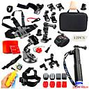 baratos Acessórios para GoPro-KIT / Acessórios Para Câmara de Acção Gopro 6 / All Action Camera / Todos Esqui / Alpinismo / Universal PVC / PC / ABS - 1 pcs / SJCAM