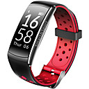 cheap Smartwatches-Smart Bracelet Smartwatch Q8 for Android iOS Bluetooth Sports Waterproof Heart Rate Monitor Touch Screen Calories Burned Call Reminder Activity Tracker Sleep Tracker Sedentary Reminder / Long Standby