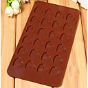 halpa Leivontatarvikkeet-Bakeware-työkalut silikageeli Suklaa Leivonta-setit 1kpl