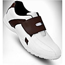 cheap LED Strip Lights-Men's Golf Shoes Vibram Golf, Cushioning, Soft Cowsuede Leather White