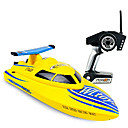 cheap RC Boats-RC Boat WL Toys WL911 Ship Model Remote Control Boat Speedboat ABS 4 Channels 24 KM/H RTF