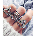 cheap Men's Bracelets-Women's - Alloy Fashion, Hip-Hop Jewelry Hamsa Hand Silver For Gift Daily One Size
