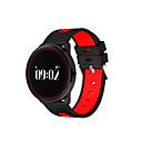 baratos Smartwatches-Pulseira inteligente para iOS / Android Monitor de Batimento Cardíaco / Medição de Pressão Sanguínea / Calorias Queimadas / Suspensão Longa / Impermeável Podômetro / Aviso de Chamada / Monitor de