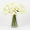 billige Kunstig Blomst-Kunstige blomster 10 Gren Moderne Planter Bordblomst