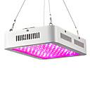 billige LED Økende Lamper-280W 200-2300lm Voksende lysarmatur 100 LED perler Høyeffekts-LED Varm hvit UV Blå Rød 85-265V