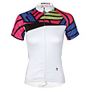 cheap Armwarmers & Legwarmers-ILPALADINO Women's Short Sleeve Cycling Jersey Bike Jersey, Quick Dry Polyester