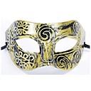 お買い得  クリスマス向けおもちゃ-ハロウィン用マスク 仮面舞踏会用マスク クリスマスギフト ホラーテーマ 高級ABS樹脂 小品 男女兼用 成人 ギフト