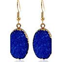 olcso Divat fülbevalók-Női Rojt Függők - Személyre szabott, minimalista stílusú, Divat Kék Kompatibilitás Randi Szabadság Alkalmi