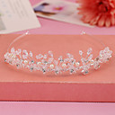 cheap Jewelry Sets-Rhinestone / Alloy Tiaras / Headbands with 1 Wedding / Special Occasion / Birthday Headpiece