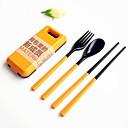 זול כלי אוכל-כלי מטבח פלסטיק Multi-function / ידידותי לסביבה מודרני, חדשני לבית / למשרד / שימוש יומיומי 1set