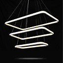 cheap Chandeliers-Pendant Light Ambient Light - Bulb Included, Adjustable, 110-120V / 220-240V, Warm White / Cold White, LED Light Source Included / 10-15㎡