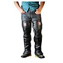 cheap Motorcycle Jackets-QINXIANG 9014 Motorcycle Knee Pads Warm Protective Gear Men And Women Winter Electric Car Knee Pads  Leggings Cycling Windbreak